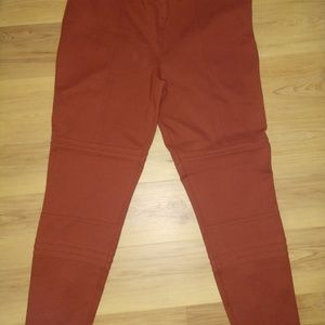 Abercrombie and Fitch leggings, size M